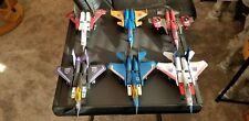 Transformers G1 Reissue Seeker Lot Starscream Skywarp Thundercracker