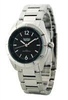 PIERRE BONNET Uhr Frau 6383A Quarz Silber Stahl neu Armbanduhr Damen new watch