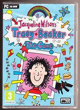 TRACY BEAKER - THE GAME - WINDOWS XP, VISTA - PC CD-ROM - NEW & SEALED
