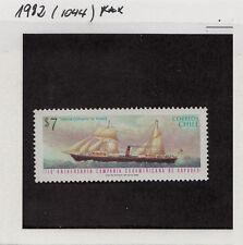 CHILE 1982 STAMP # 1044 MNH SAILING SHIP
