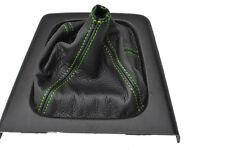 Se adapta a mazdarx-7 Rx7 fc3s 86-91 Gear Polaina Verde Costura-Cambio De Arranque