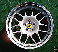 New FORGED Champion Motorsport 18 x 8.5 inch MONOLITE 5x108 WHEEL Ferrari Jaguar