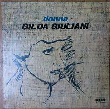 GILDA GIULIANI Donna LP/ITALIAN