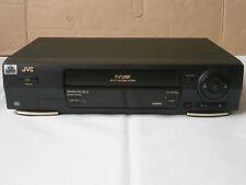 MAGNETOSCOPE JVC /HR-J460MS/4 TETES CASSETTE VIDEO VHS