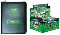 2020 NRL Traders Rugby Trading Cards Factory Sealed Box + Album Folder Binder