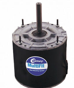 CENTURY 9723 Condenser Fan Motor, 1/4 to 1/6 HP, Permanent Split Capacitor, Name