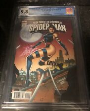 Peter Packer: The Spectacular Spider-Man #2 Jim Lee Variant Psylocke