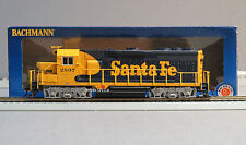 BACHMANN HO GP35 SANTA FE DIESEL LOCOMOTIVE ENGINE gauge train scale 11517 NEW