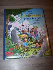 1C - Mon premier dictionnaire Breton-Francais Matial Menard Christophe laze
