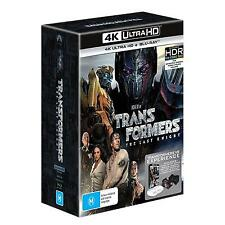 Transformers:The Last Knight (VR Edition)(4K Ultra HD/Blu-Ray, 2017, 3 Disc Set)