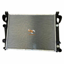 Cooler Radiator Engine Cooling Mercedes-Benz SL (R230) Automatic