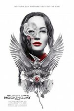 """Hunger Games :Mockingjay Part 2 Style G Two Sided 27""""x40' Movie Poster Original"""
