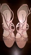 Freelance size 40 (9) Pink high heel stiletto party shoes. Unworn