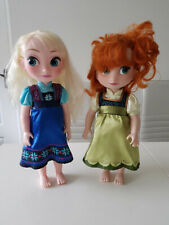 Disney Animator Dolls Elsa & Anna Frozen Exclusive Animators Collection Princess