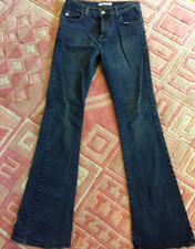 Miss Sixty Bootcut Jeans Medium Wash Mid Rise Denim Stretch 29