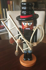 "Steinbach Nutcracker 13"" Chimney Sweep with Tag - Excellent"