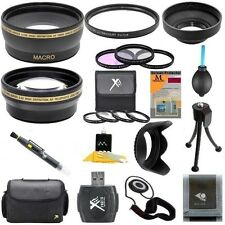 Camera Accessory Filter Kit for Canon EOS T7i T6i T6 T5i T4i T3i T2i T1i T5 SL1