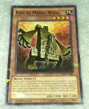 Carte Yu-Gi-Oh french koa/'ki wall Rempart Koa/'ki Meiru STBL-FR087 française