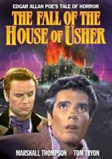 The Fall of the House of Usher (NBC Matinee Theater) (1956) NEW DVD