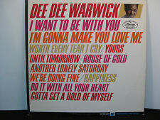 Dee Dee Warwick I Want To Be With You I'm Gonna Make You Love Me Mercury MG21100
