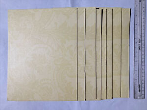 Anna Griffin Ivory Damask Die Storage Magnetic Sheets