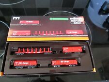 Marklin spur z scale/gauge Freight Car Set. MHI