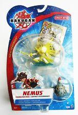 Bakugan NEMUS Character Pack Target Exclusive 2009 Battle Brawlers NEW