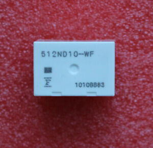 1pcs 512ND10-WF 512ND10-W1 Relay DIP-9
