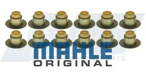 Mahle Clevite Valve Stem Seal Set For '98.5-10 Dodge Cummins 5.9L 6.7L 24V*