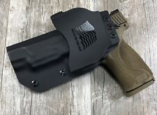 "Owb PADDLE Holster Smith & Wesson M&P 9 / 40  & M2.0 5"" Kydex Retention Conceal"