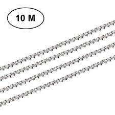 11 Yards Crystal Rhinestone Close Chain Trimming Jewelry Sewing Crafts DIY