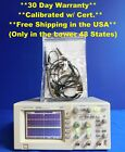 Agilent HP Keysigt DSO3062A Digital Oscilloscope 60 MHz with Probes