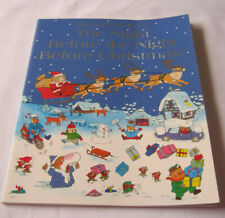 The Night Before the Night Before Christmas by Richard Scarry (Paperback, 2010)