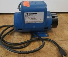 FRANKLIN ELECTRIC MOTOR AND PUMP Model 1106170402