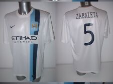 Manchester City Zabaleta adulto medio superior de Camisa Jersey Fútbol Argentina