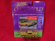 1970 BUICK GS Johnny Lightning Classic Gold Collection #6, Limited Edition, 1999