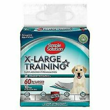 Simple Solution Extra-Large Dog Training Pads - Pack of 10 (11267)