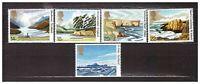 s30782) UK GREAT BRITAIN 1981 Landscapes 5v
