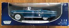 1:18 Motor Max 1958 Chevrolet Impala - New