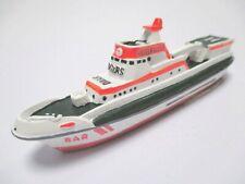 Schiff Rettungsboot Wilhelm Kaisen Kreuzer,12 cm Polyresin Modell