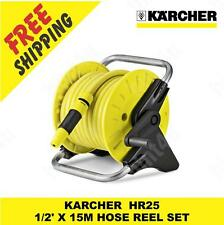 KARCHER HR25 1/2' X 15M HOSE REEL SET