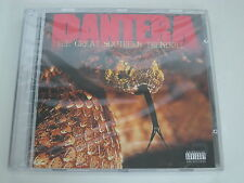 PANTERA/THE GREAT SOUTHERN TRENDKILL(EASTWEST 7559-61908-2) CD ALBUM