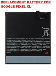 New Replacement Battery for Google Pixel XL 5.5 B2PW2100 GENUINE QUALITY