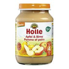 Holle - Apfel & Birne - 190 g - 6er Pack