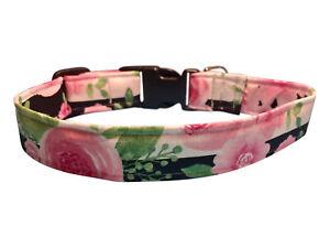 SPIFFY POOCHES Dog Cat Collar ROSE GARDENS  ~B.O.G.O 50% OFF C DESCRIPTION~