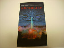 Independence Day ID4 Hologram Card from Fox Video