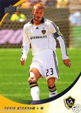 2008 Upper Deck Major League Soccer Hand Collated Complete Set (200) - Beckham
