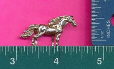 12 wholesale pewter horse figurines A1048