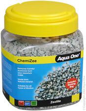 Aqua One A1-10438 ChemiZee 1Kg Zeolite Ammonia Remover for Aquarium Pond Filters
