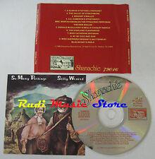 CD SILLY WIZARD So many partings 1989 SHANACHIE 79016 NO lp mc vhs dvd (CS62)